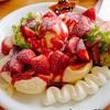 【千歳市】ドレモルタオ。人気のパンケーキはふわしゅわ…の一瞬の口どけ。