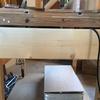 テーブルソーの改良 2回目 ダウンステーの設置方法