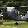 陸上自衛隊 L-19の展示機