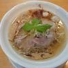 米沢市 自家製麺風心 鶏そば(塩)をご紹介!🍜