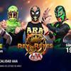 【AAA】Rey de Reyes 2021 新たな2試合が発表