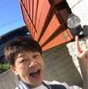 今日は爽やかな天気だぁ〜