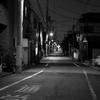 夜道の散歩に超リフレッシュ
