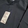 【商品紹介⑲】入門に最適!?「無印良品 洗いざらしスタンドカラーシャツ」