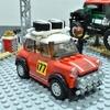 レゴ『1967ミニクーパーと2018ミニ・ジョン・クーパー・ワークス・バギー』75894