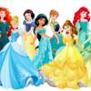 面白尽くでやってみたディズニーメーキャップ:人魚姫、美女と野獣、モアナ、白雪姫