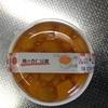 プレシア:桃の杏仁豆腐