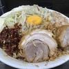 ラーメン二郎 川越店 『大汁なし チーズ ラー油』
