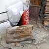 2020年4月16日はてなブログ特集BlennyMOV-157#DIY自分で耐久性のある修理手直しが#ドアなか木戸が不安定にぐらつく木材の柱を接着隙間埋め接着GM1508で木と鉄コンクリート三種類の材料の異種間接着接合する常温硬化水分反応さび止め
