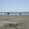 最近、ノリにノッてる茅ヶ崎サザンビーチ。