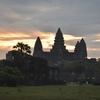 【カンボジア女子一人旅】お盆の時期のシェムリアップのお天気について♪