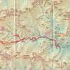 奥多摩登山屈指の急登、富田新道・野陣尾根で雲取山を目指す日原ルート