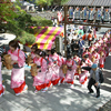 修善寺の20日(火) 春の万灯会21日(水) 湯汲み式は中止