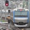 《相鉄》【写真館229】本線向けの最新型車両になっている11000系