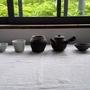 童仙房の陶芸家・清水善行さんを訪ねる旅