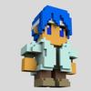 ボクセル練習・キャラクター作り #magicavoxel
