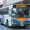 サンデン交通のバスを見る②