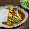 サーモスのシャトルシェフで作る【煮込み入らずのたっぷり夏野菜カレー】
