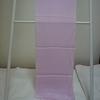 【帯揚げ】薄紫色の縮緬の帯揚げ