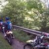 総勢27名の初心者向けフラット林道ツーリングに参加してきました。