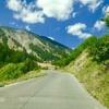 ヨーロッパ1高い道、標高2,800mへ 珈琲を持って