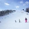 楽しかったスキー旅行のダウンジャケット