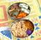 【使ってみた】取り扱い注意?!コロンと可愛いインドの二段弁当箱