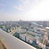【内見日記】 阿波座ライズタワーズ フラッグ46 3LDK 80.37平米