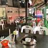 チャン通りの人気ムーガタ店「ムーガタ・ヘンヘンヘン」@ジャルンクルン・チャン通り