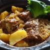 20冊目『今夜はこの鍋で決まり!』より5回めは豚バラ肉とじゃがいもの韓国風蒸し鍋