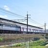 第1161列車 「 甲3 都営地下鉄大江戸線用12-600形(12-761f)の甲種輸送を狙う 」