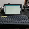 ウルトラモバイルPCが欲しいので、タブレットとBluetooth機器で代用してみた。