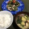 今日の夕食(゚ω゚)