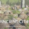 【Ancient Cities】支援の受付終了【Kickstarter】