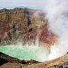 28日に火口周辺の立ち入り規制が解除されたばかりの阿蘇山が火山活動の高まりを受けて、再び立ち入り規制に!!