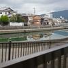 勢田川の護岸整備~水害と生きられる街?