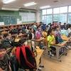 4年生:校外学習に出発