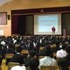 「ボランティア」って? 「社会」って? 中瀬中学校道徳地区公開講座実施