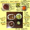 今日の夕飯&明日の朝食(2)