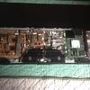 ソニー55インチ4Kテレビ・ブラビア(BRAVIA 55X9000C) 購入後たった4ヶ月で故障、修理へ