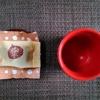 今日のおやつは梅坪の栗まんとブラックコーヒー【広島みやげ】