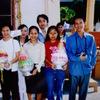 掃除していたら16年前にタイ旅行に行った時の写真が出てきたよ。