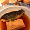 イサキと豆腐の煮付け