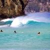 毎日波があるって素晴らしい。海の近くは良いライフスタイルだ。