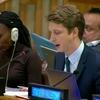 第73回総会第三委員会:ガザ は「居住不能」、マンデート保持者がイラク、エリトリア、ソマリア、ブルンジにおける人権状況に関する所見を提示するなか、専門家、第三委員会に語る