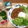 5月12日の食事記録~糖質ゼロ麵のジャージャー麵と豆腐入りみたらし団子でプラマイゼロ