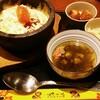 【沖縄の台所ぱいかじ】沖縄料理専門店でタコライスランチ