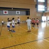 燃えろ部活動 バスケ部男子 練習試合