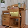 【学習机選び】無垢材なのに比較的安い堀田木工所の学習机。ダックとウィンディを使っています♪【体験談】