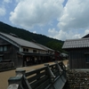 【写真複製・写真修復の専門店】熊川宿 逆光修正  福井県